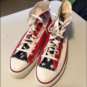 Converse high top chuck Taylor shoes